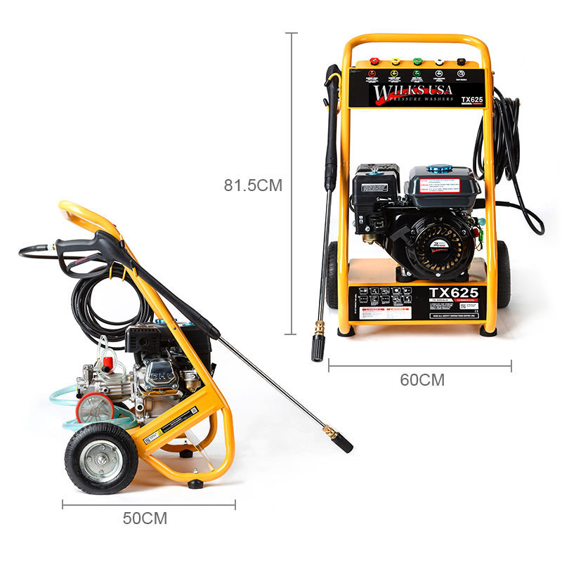 Petrol Pressure Washer 8 0hp 3950psi Awesome Power
