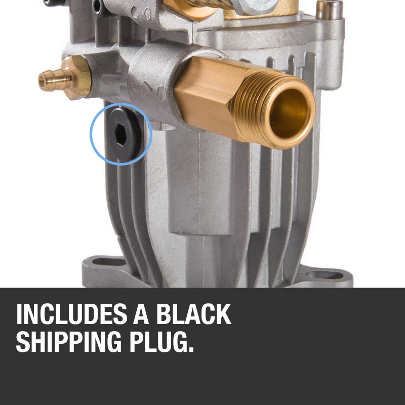 petrol nettoyeur haute pression pompe pour 6 5 hp 8 5hp engin 2200psi 3 000 psi ebay. Black Bedroom Furniture Sets. Home Design Ideas